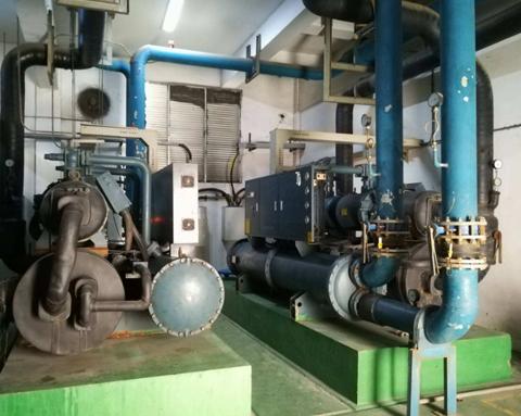 大型中央空调生产厂商冷冻油配套服务