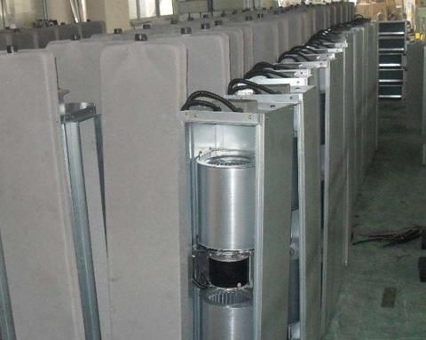 大型中央空调机组保温保冷工程配套服务